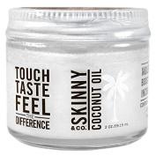 Skinny & Co. 60ml Raw Unrefined Alkaline Extra Virgin Coconut Oil