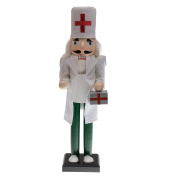 """Doctor Nutcracker by Clever Creations 