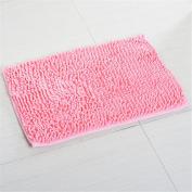 Mynse Soft Area Rugs Living Bedroom Bathroom Door Pink