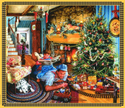 Christmas Train 25 Piece Jigsaw Puzzle by SunsOut