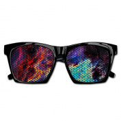 Beautiful Universe Unisex Mesh Sunglasses Party Favours Prize Carnival Secret Santa Giveaway Birthday Goody Bag Fillers Toy