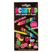 Smiggle Scented Pencils 12 Pack
