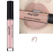 Kanzd MISS YOUNG Liquid Lipstick Moisturiser Velvet Lipstick Cosmetic Beauty Makeup Lip Gloss Lipstick Waterproof Long Lasting