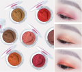 MLM Beauty Kit Eye Shadow Beauty Makeup Cosmetic Glitter Powder pearl monochrome Eyeshadow