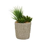 Three Hands Succulent Pot