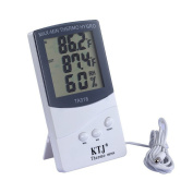 CosCosX Digital LCD Thermometer Hygrometer Temperature Humidity Gauge/Metre Idoor