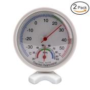 Vivian Indoor Humidity Hygrometer Thermometer Temperature Metre Testing Tool
