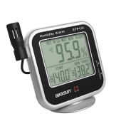 all-sun Digital Thermo-hygrometer with Temperature Alarm & Remote Probe/ Humidity Monitor / Dew-point Metre