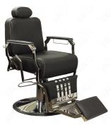 SkinAct Vintage Salon Chair - Black