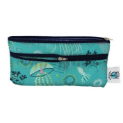 Planet Wise Travel Wet/Dry Bag, Jelly Jubilee, Made in the USA