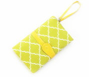 Portable Nappy Changing Pad Mommy Clutch Bag For Travel Handy Nappy Changing Kit