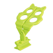 OBloved Portable Food Scissor Supplementary Food Crushing Clamp Cutter Masher Accessory Perfect for Baby Feeding