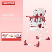 SHENMA 4 in 1 fold Baby Highchair, portable Baby Dining Chair