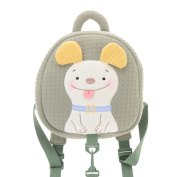 Toddler Safety Harness Backpack with Leash Metoo Soft Anti-lost Plush Animal Dog Bag for Girls 25cm