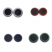 TMERY Replacement Joystick Silicone Caps for PS4 PS3 PS2 Xbox One Xbox 360 Controller