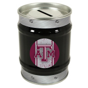 Texas A & M Aggies Tin Money Bank