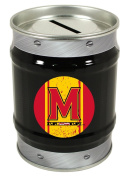 Maryland Terrapins Tin Money Bank