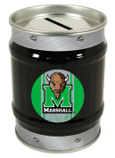 Marshall Thundering Herd Tin Money Bank