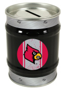 Louisville Cardinals Tin Money Bank