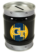Georgia Tech Yellow Jackets Tin Money Bank