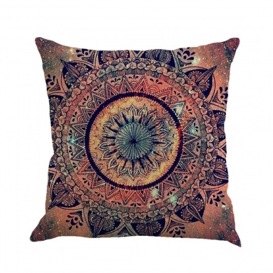 Usstore Pillow Bohemia Throw bedroom Home Decor Cushion Cover Case (K)