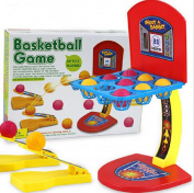 Parent-child interaction Desktop Basketball Game Educational Outdoor Fun & Sports toys Soft Miniature Basketball Shooting Game