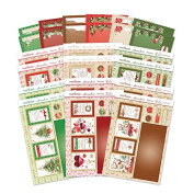Hunkydory Crafts Twist n' Pop Specialty Card Kit -- Makes 12 Cards!