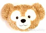 Duffy Duffy face cushion cushion plush / cushions Disney gift bag with!