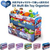 Delta Deluxe multi toy box Organiser for kids home furniture kids room storage Delta Disney