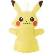 Pokemon my firstpokemon hand puppet /Pikachu/ Baby / Rattles / doll