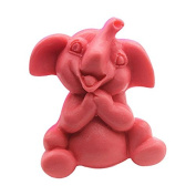 3D Elephant Craft Art Silicone Soap mould Craft Moulds DIY Handmade Candle mould Chocolate Mould moulds
