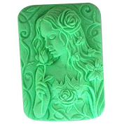 3D Girl Fm317 Craft Art Silicone Soap mould Craft Moulds DIY Handmade Candle mould Chocolate Mould moulds