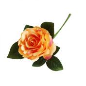 Lavany Artificial Silk Fake Roses Flowers Wedding Bouquet Bridal Decor Home Decorative