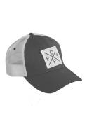 Deep Ocean x Trucker Hat, Grey