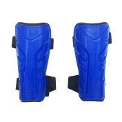 Silfrae Soccer Shin Guards Adjustable Leg Pads Impact Resistance Child and Adult 1Pair