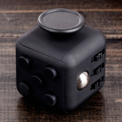 Mini Magic Twiddle Cube anti irritability anxiety pressure finger hyperactivity decompression toy dice cube Rubiks Stress Relief Hand Toy Decompression