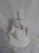 Atlantic Nativity Kneeling Wiseman ready to paint ceramic bisque