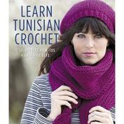 Leisure Arts Learn Tunisian Crochet