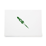 Rocket Flying Style 8530, Rubber Stamp Shape great for Scrapbooking, Crafts, Card Making, Ink Stamping Crafts