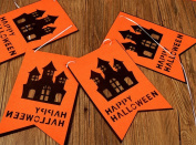 Outflower Halloween Bunting Banner