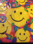 Amscan smile napkins