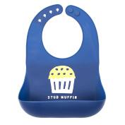 Bella Tunno Stud Muffin Silicone Wonder Bib