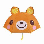 3D Kids umbrella ,46cm coloful rainproof umbrella design for boys and girls