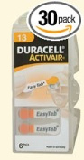 Duracell Activair Size 13 Hearing Aid Batteries