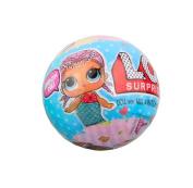 Singleluci LOL Surprise Dolls Series 2 Charm Fizz Ball