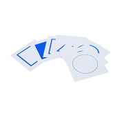Cards For Geometric Demonstration Tray-in card