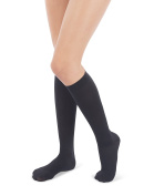 Jomi Sock Collection 116, Women's Microfiber Compression Socks, 15-20mmHg