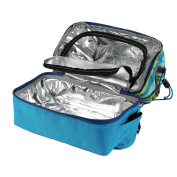 Arctic Zone 1528AMPR0427 Insulated Lunch Tote, Teal