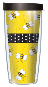 Bees Wrap Traveller 470ml Tumbler Mug with Lid