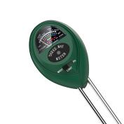 Dr.Metre S30 Soil Moisture Metre Sunlight PH Acidity 3-in-1 Soil Tester Kit for Garden Farm Lawn Planter